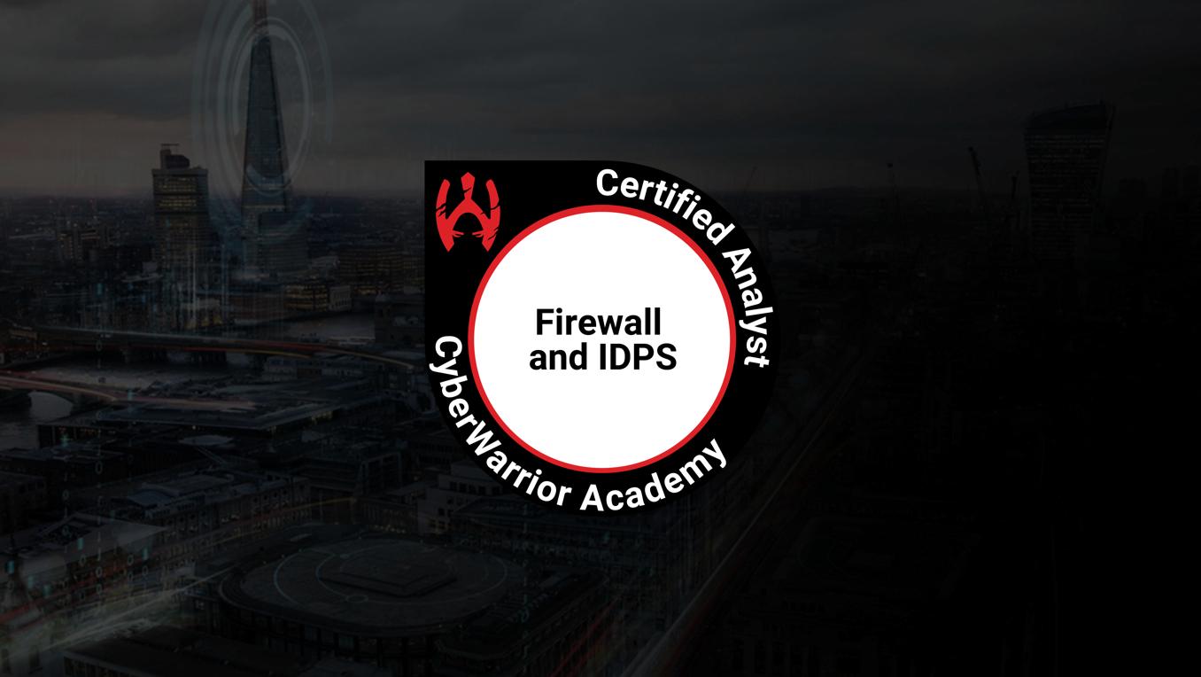 Firewall & IDPS